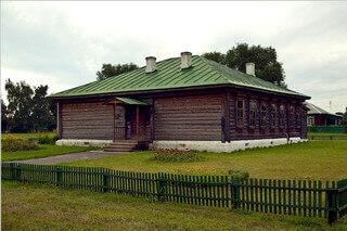 Константиново. Земская школа