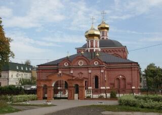 Казанский женский монастырь. Современный вид