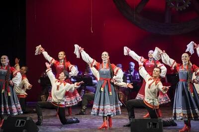 Рязанский русский народный хор