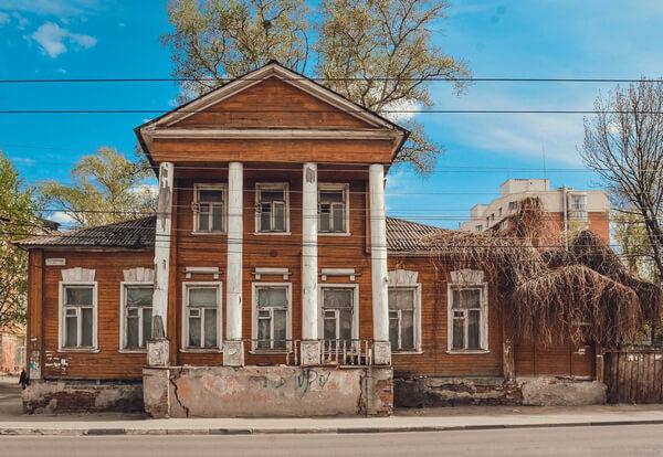 Дом Херасковых