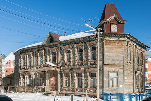 Дом Овсянникова