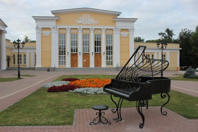 Театры в Рязани филармония