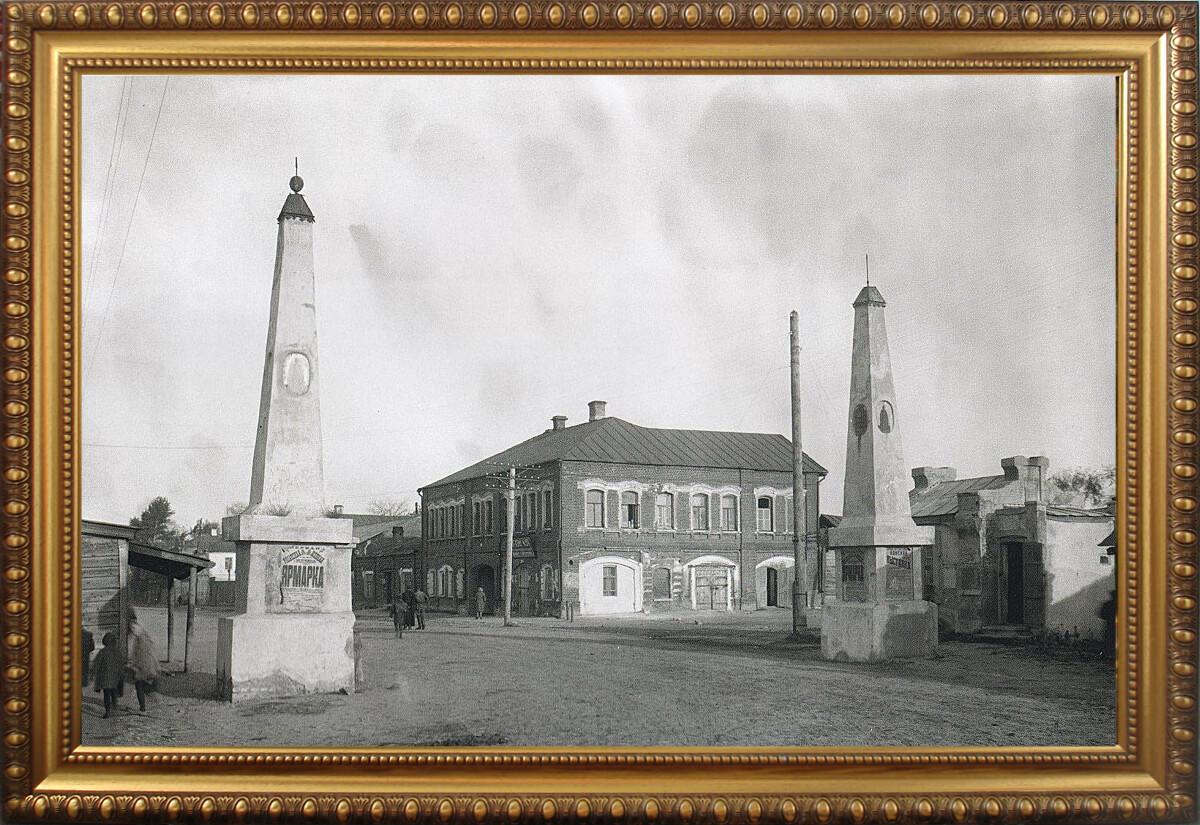Площади в Рязани ямская застава