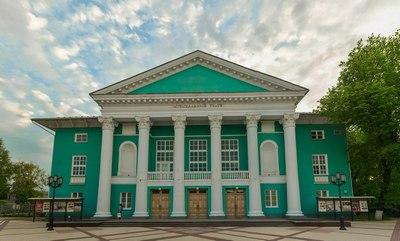 Театры в Рязани Музыкальный театр