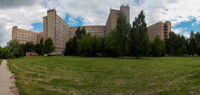 Рязань городские больницы ОКБ