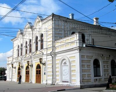 Театры в Рязани ТЮЗ