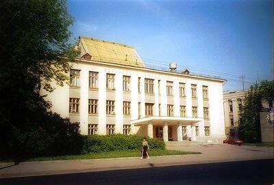Библиотеки Рязани Горького