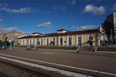 Рязань жд вокзалы Рязань2