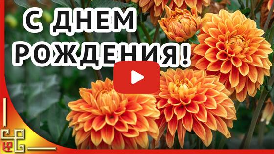 Именинникам ноября видео