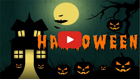 хэллоуин костюмы видео