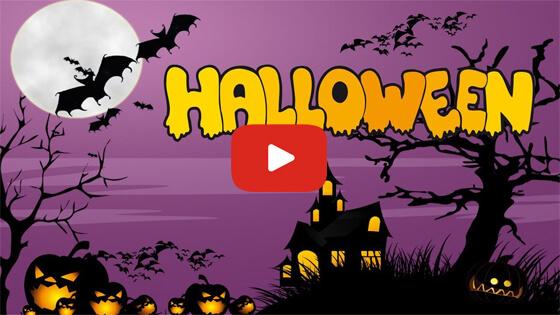 Хэллоуин праздник видео
