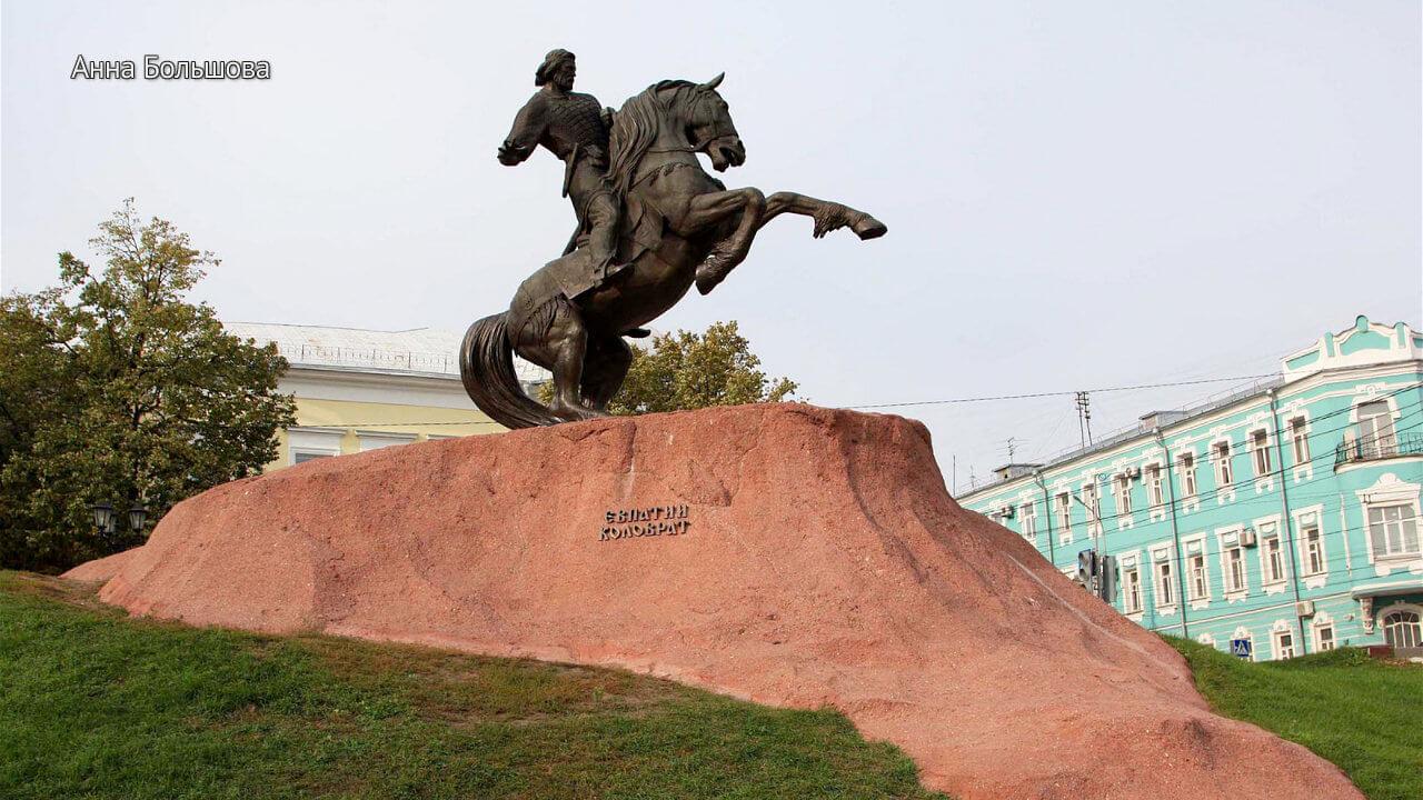 Памятники и арт-объекты Рязани