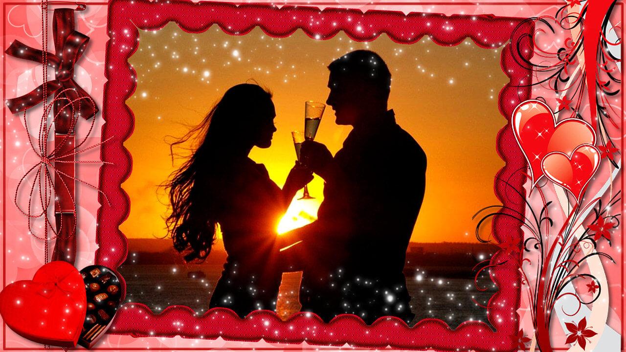 День Валентина. Видео поздравление