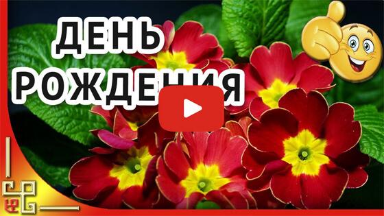 С апрельским днем рождения видео