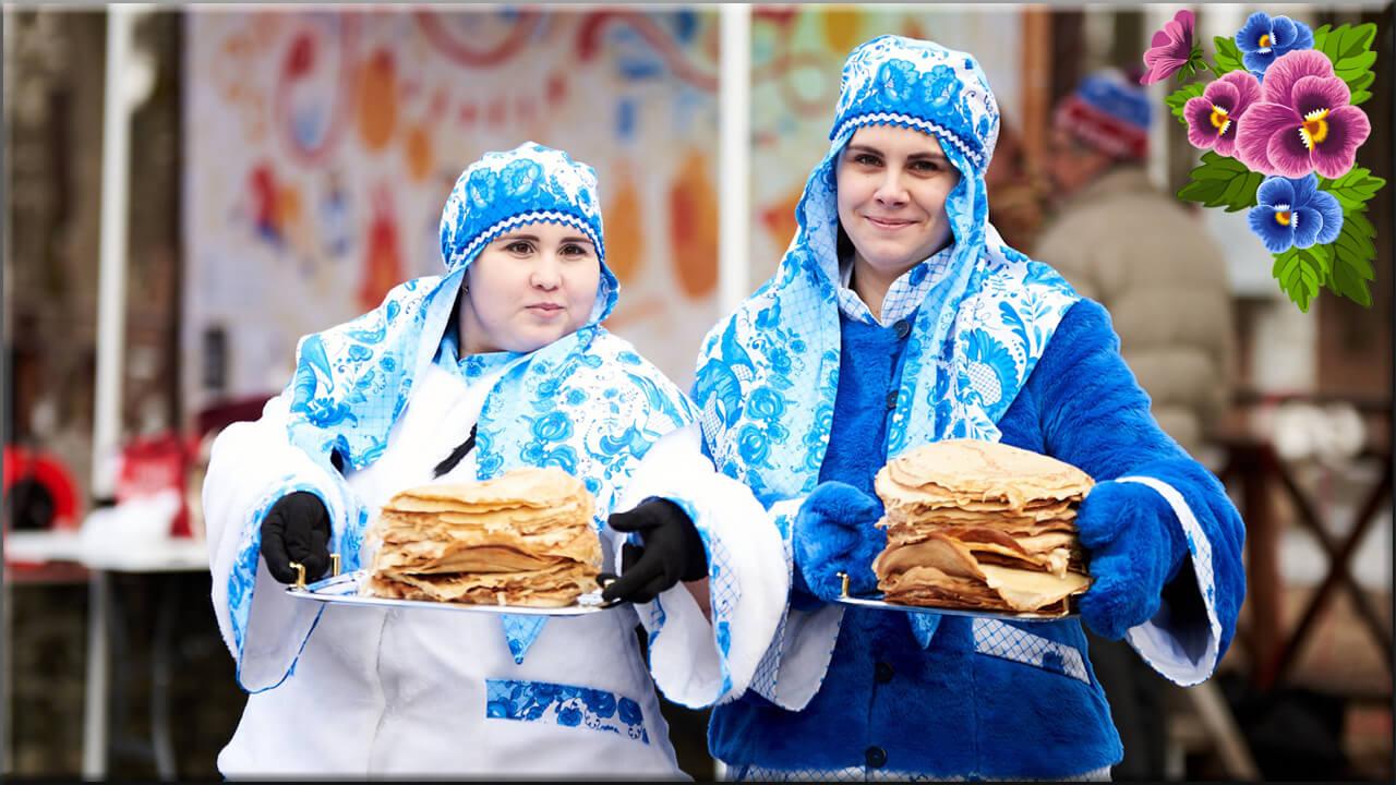 Проводы зимы в Рязани