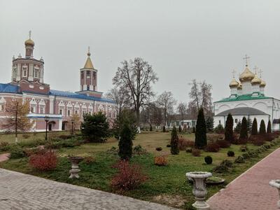 Монастыри Рязани Солотчинский