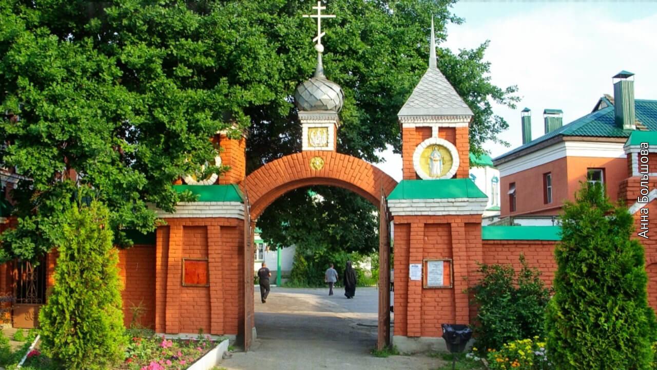 Монастыри Рязани