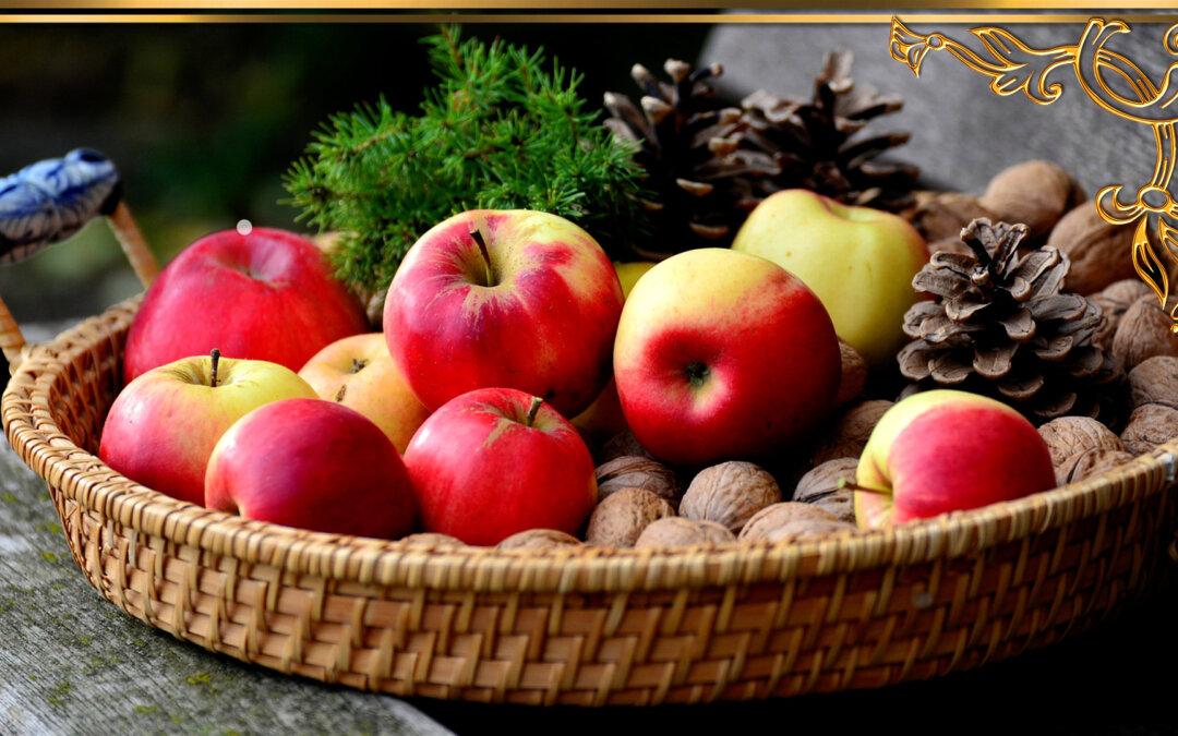 С Яблочным Спасом друзья!